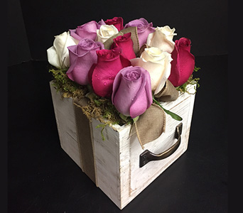 Box of Love in New City NY, Bassett Flowers and Gifts