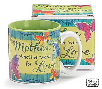 Mothers Wings Mug in East McKeesport PA, Lea's Floral Shop