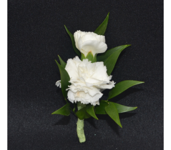Mini Carnations Boutonniere in Zeeland MI, Don's Flowers & Gifts