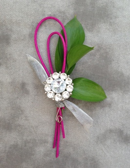 Glam Boutonniere in Crystal Lake IL, Countryside Flower Shop