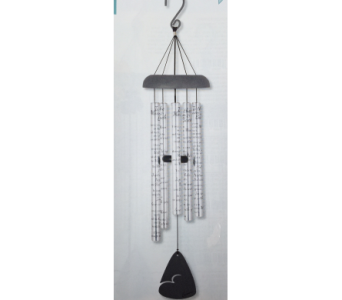 Windchime- To the Moon in Brownsburg IN, Queen Anne's Lace Flowers & Gifts