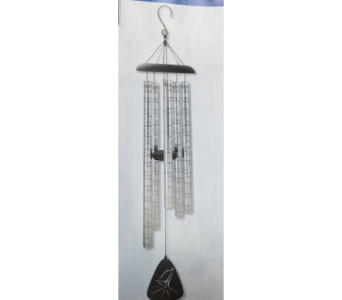Heavenly Bells-Windchime in Brownsburg IN, Queen Anne's Lace Flowers & Gifts