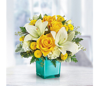 Golden Laughter Bouquet in Indianapolis IN, George Thomas Florist