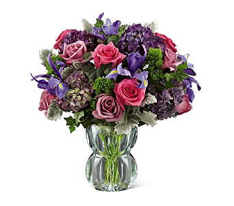 The FTD� Lavender Luxe Luxury Bouquet in Elk Grove Village IL, Berthold's Floral, Gift & Garden