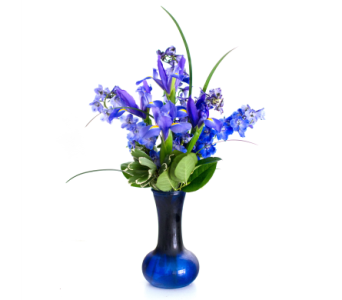A Sense of Blue in Nashville TN, Emma's Flowers & Gifts, Inc.