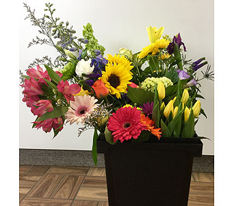 Buckets & Bunches in Northfield MN, Forget-Me-Not Florist