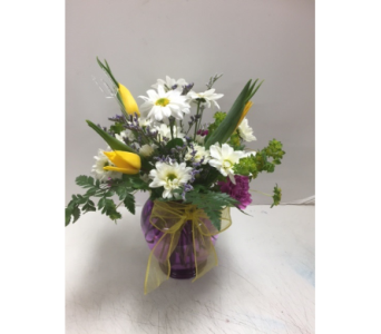 Job Well Done in Depew NY, Elaine's Flower Shoppe