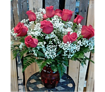 12 Kisses in Longmont CO, Longmont Florist, Inc.