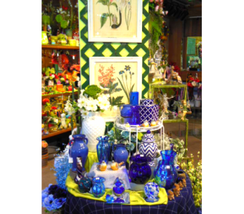 Shop Display 3 in Renton WA, Cugini Florists