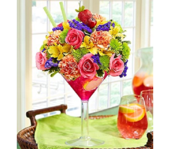 Sangria Bouquet in Ft. Lauderdale FL, Jim Threlkel Florist
