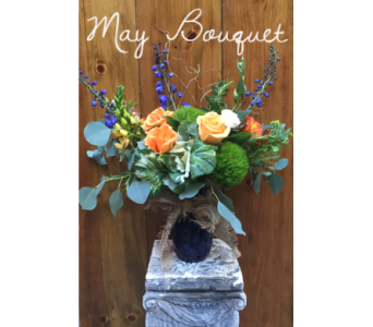 May Bouquet in Sacramento CA, G. Rossi & Co.