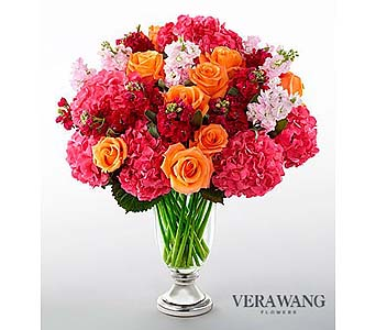 Astonishing Luxury Mixed Bouquet By Vera Wang in Malverne NY, Malverne Floral Design
