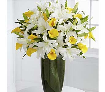 Vivacious Luxury Lily Bouquet in Malverne NY, Malverne Floral Design