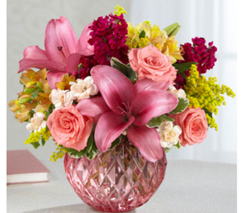 Pink Poise in Baltimore MD, Raimondi's Flowers & Fruit Baskets