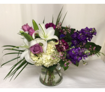 Mother's Love Vase in Titusville FL, Floral Creations By Dawn