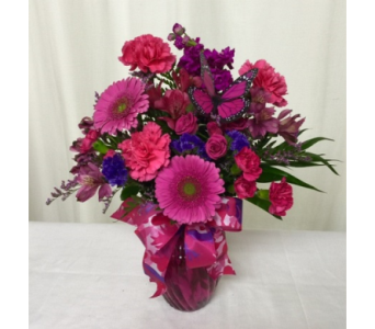 Pretty In Pink in Titusville FL, Floral Creations By Dawn