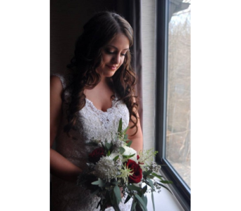 Bride 4 in Watertown CT, Agnew Florist