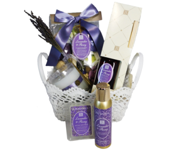 Aromatique Gift Basket in Little Rock AR, Tipton & Hurst, Inc.