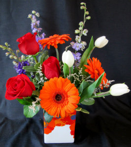 Bright Delight in Farmington CT, Haworth's Flowers & Gifts, LLC.