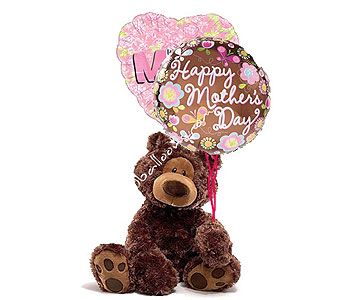Mothers Day Bear by 1-800-balloons