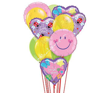 For That Special Mom Balloons by 1-800-balloons