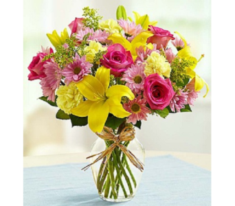 Love and Sunshine in Largo FL, Rose Garden Flowers & Gifts, Inc