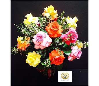 Roses On Parade in Massapequa Park NY, Bayview Florist & Montage  1-800-800-7304