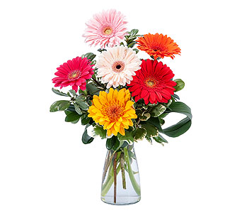Colorful! in send WA, Flowers To Go, Inc.