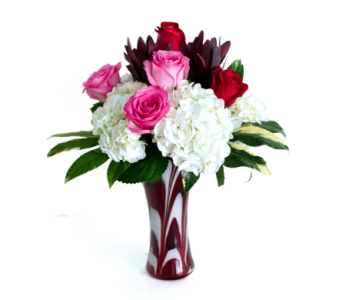 Cherry Ripple in Nashville TN, Emma's Flowers & Gifts, Inc.