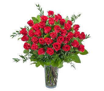 Room Full of Roses in Brockton MA, Holmes-McDuffy Florists, Inc 508-586-2000