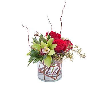 Simply Love in Romeo MI, The Village Florist Of Romeo