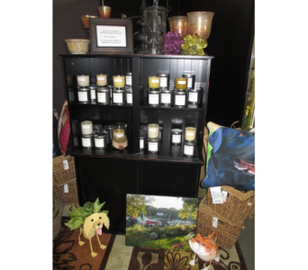 Soy Candles in Derby KS, Mary's Unique Floral & Gift