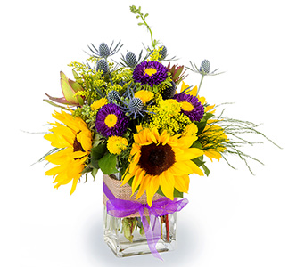 Sunshine & Smiles in Fort Worth TX, TCU Florist