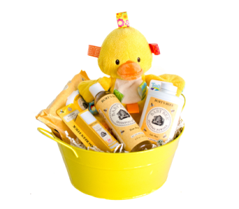 Burt''s Sunshine Baby Gift Set in Nashville TN, Emma's Flowers & Gifts, Inc.