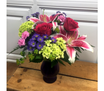Gathered from the Garden in Fargo ND, Dalbol Flowers & Gifts, Inc.