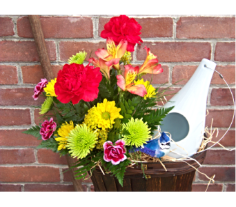 GIFT AND FLOWERS in Claremont NH, Colonial Florist