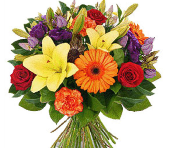 Hand Tied Bouquet in Baltimore MD, Raimondi's Flowers & Fruit Baskets
