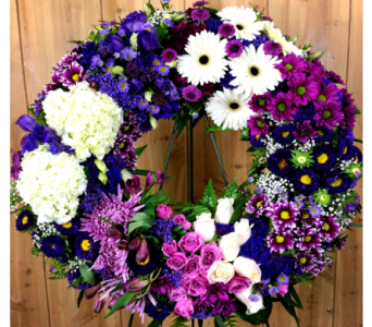 Shades of Purple in Randallstown MD, Raimondi's Funeral Flowers