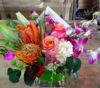 sweet treats in Orinda CA, Misaghi Design Orinda Florist