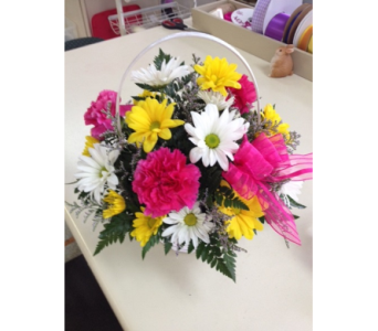 Basket Bouquet in Glasgow KY, Greer's Florist