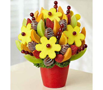 Sweet and Delicious  in Mount Morris MI, June's Floral Company & Fruit Bouquets