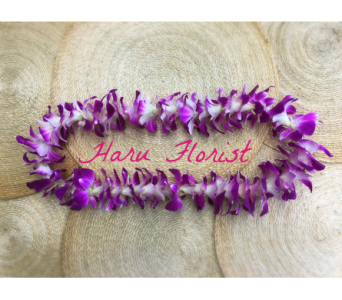 Single Orchid Lei in Los Angeles CA, Haru Florist