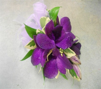 Purple Orchid Bout in Markham ON, Metro Florist Inc.