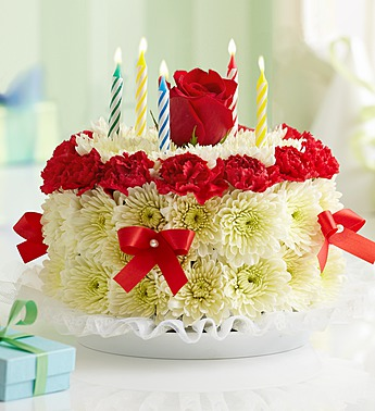 HAPPY BIRTHDAY TO YOU in Bloomington IL, Beck's Family Florist