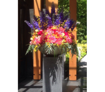 Event in Bellevue WA, CITY FLOWERS, INC.