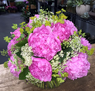 Peony Perfection in New York NY, Starbright Floral Design