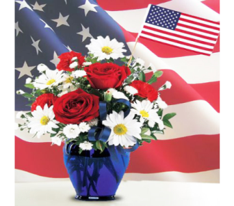 Spirit of America in Indianapolis IN, George Thomas Florist