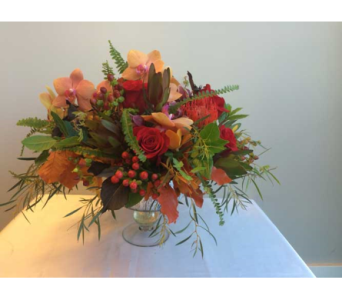 Copper Beauty� in Victoria BC, Fine Floral Designs