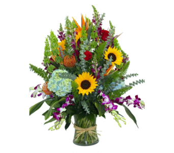 French Country Bouquet in Jacksonville FL, Kuhn Flowers