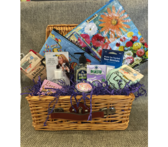 Blue Q Gift Basket - Male in Boise ID, Boise At Its Best